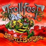 TROLLFEST - brummlebassen CD