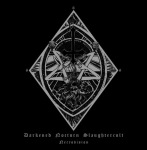 DARKENED NOCTURN SLAUGHTERCULT - necrovision CD