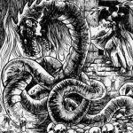 BEGRIME EXEMIOUS - visions of the scourge CD