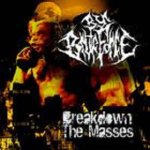 BY BRUTE FORCE - breakdown the masses CD
