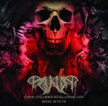 PAGANIZER - carve: stillborn revelation and revel in filth CD
