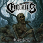 ENTRAILS - raging death CD