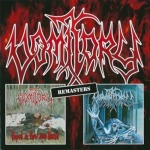 VOMITORY - raped in their own blood + redemption DCD