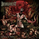 DEVOURMENT - conceived in sewage CD+Schuber