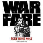 WARFARE - noise, noise, noise (the lost demos) CD