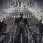 IMMOLATION - kingdom of conspiracy DigiCD