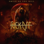 FUCK OFF - smile as you kill CD