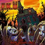 F.K.Ü. - where moshers dwell CD