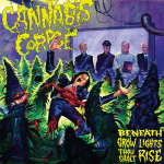 CANNABIS CORPSE - beneath grow lights thou shall rise CD