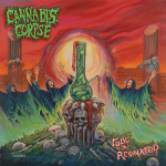 CANNABIS CORPSE - tube of the resinated CD