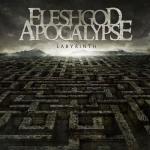 FLESHGOD APOCALYPSE - labyrinth CD