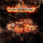 PANZERCHRIST - the 7th offensive CD+Schuber