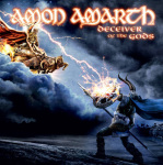 AMON AMARTH - deceiver of the gods CD