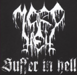 MORDHELL - suffer in hell CD+Schuber