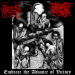 DIABOLICAL MESSIAH / SWARM OF TERROR - split CD