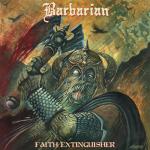 BARBARIAN - faith extinguisher CD