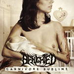 BENIGHTED - carnivore sublime CD