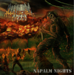 NOCTURNAL BREED - napalm nights DigiCD