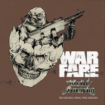 WARFARE - metal anarchy: the original metal-punk sessions CD