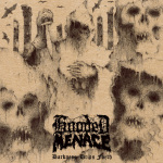 HOODED MENACE - darkness drips forth DigiCD
