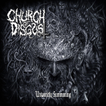 CHURCH OF DISGUST - unworldy summoning CD