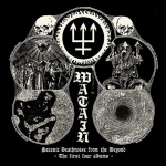 WATAIN - satanic deathnoise from the beyond 4CDBox
