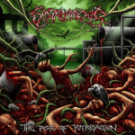 GASTRORREXIS - the taste of putrefaction CD