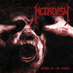 NECROPSY - buried in the woods CD