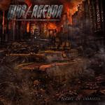 WAR AGENDA - night of desaster CD
