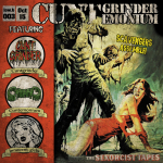 CUNT GRINDER / CUNTEMONIUM - split DigiCD