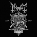 MAYHEM - a season in blasphemy BoxCD