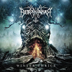 BORKNAGAR - winter thrice CD