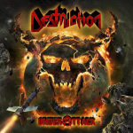DESTRUCTION - under attack DigiCD