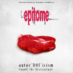EPITOME - autoe´rot´tiscm / engulf the decrepitude CD+Schuber