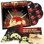 CANDLEMASS - behind the wall of doom Box3CD+2DVD