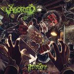 ABORTED - retrogore CD