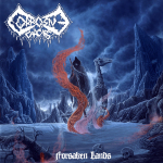CORROSIVE CARCASS - forsaken lands CD