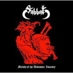 SABBAT / HADES ARCHER - split CD