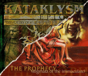 KATAKLYSM - the prophecy / epic DCD