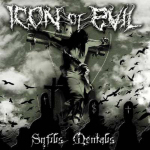 ICON OF EVIL - syfilis mentalis CD