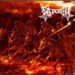 BALBERITH - darkness death legion CD