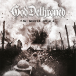 GOD DETHRONED - the world ablaze CD