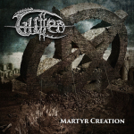 GUTTED - martyr creation CD