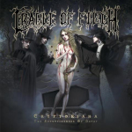 CRADLE OF FILTH - cryptoriana-the seductiveness of decay DigiCD