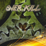 OVERKILL - the grinding wheel CD