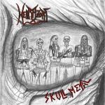 HELLRAZORS - skull metal CD