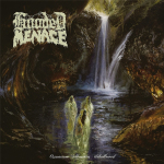 HOODED MENACE - ossuarium silhouettes unhallowed DigiCD