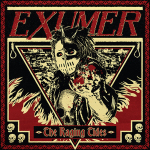 EXUMER - the raging tides CD