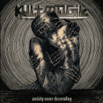 KULT MOGIL - anxiety never descending CD