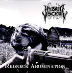 HYBRID VISCERY - redneck abomination CD